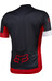 Fox Ascent Jersey korte mouwen Heren rood